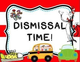 Friday's Middle School Dismissal