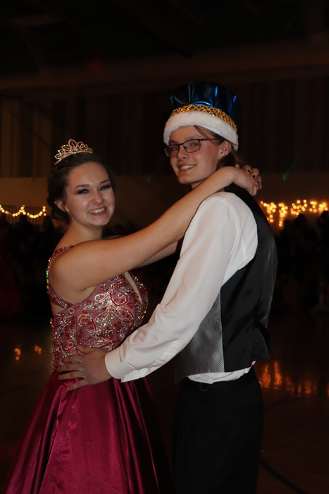 2019 Prom King and Queen