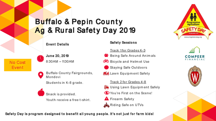 Ag Safety Day poster